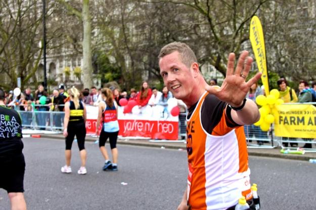 Marathon 25 miles
